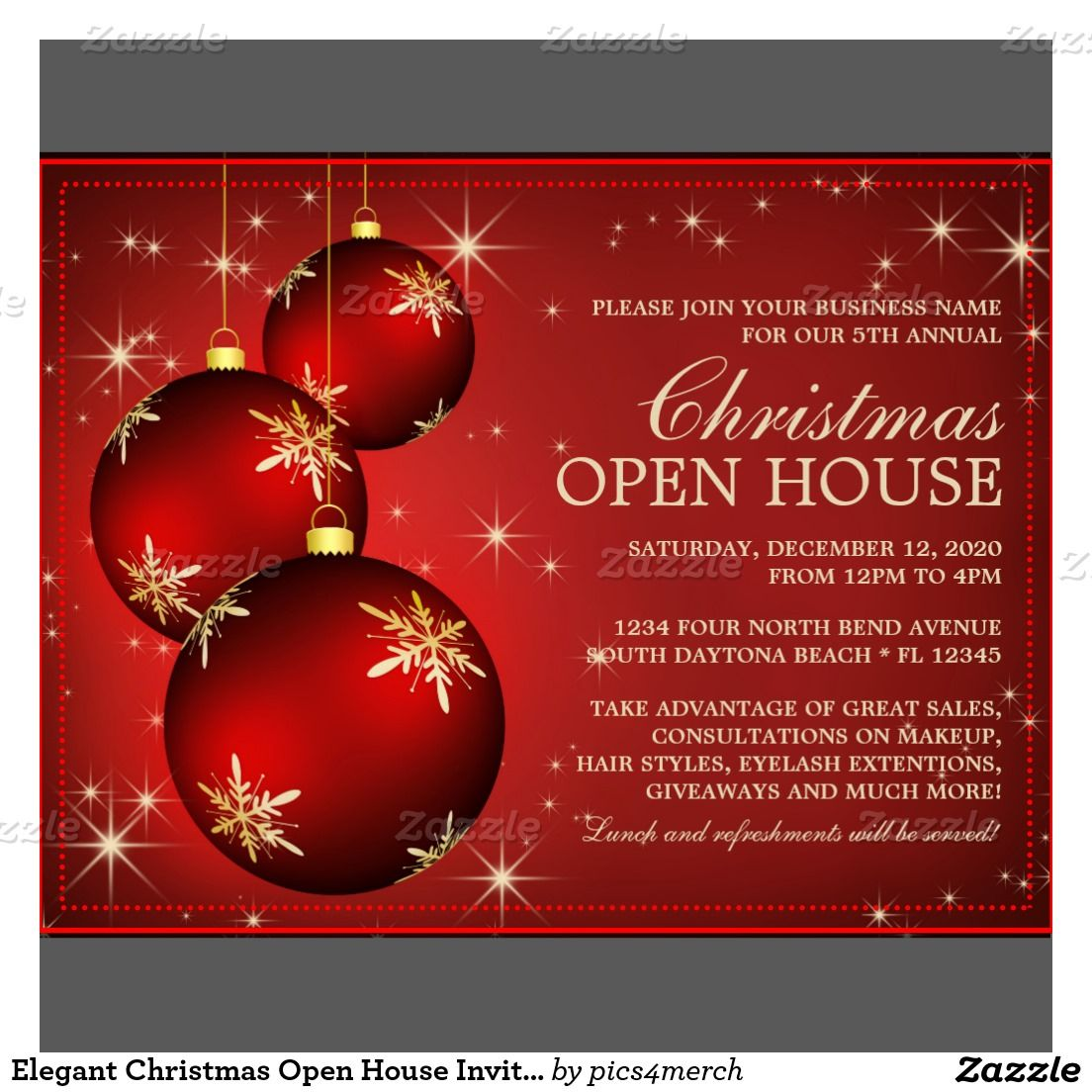 open house invitation template free - Google Search | BH open house ...