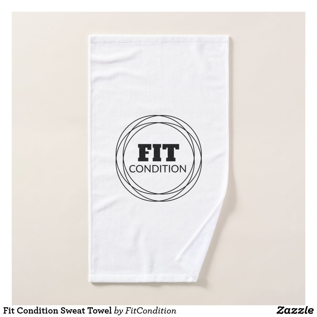 Fit Condition Sweat Towel | Gym Towel diy #fitcondition #sweattowel #gym #fitness