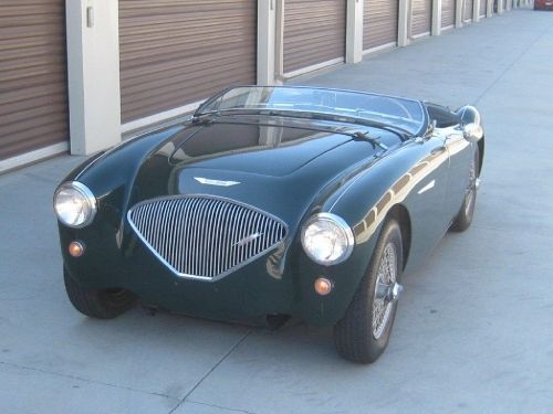 This 1954 Austin Healey 100 4 Bn1 Is An Excellent Example Finished