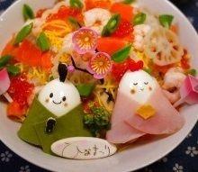 【ひな祭り】ちらし寿司toカップちらし
