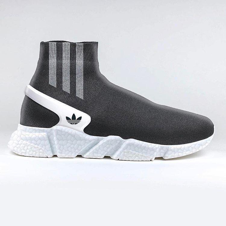 adidas x Balenciaga footwear concept
