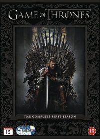 14,95e Game of Thrones - kausi 1 (5-disc)