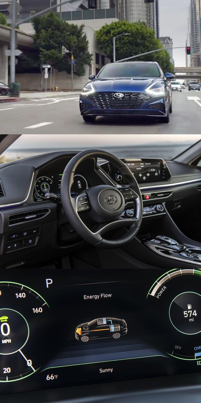 2020 Hyundai Sonata Hybrid Lands With 686 Miles Of Range The Honda Accord Hybrid May Have Finally Met Its Match In 2020 Hyundai Sonata