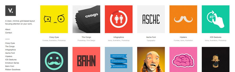 Create your online portfolio without learning code. For free. A ...