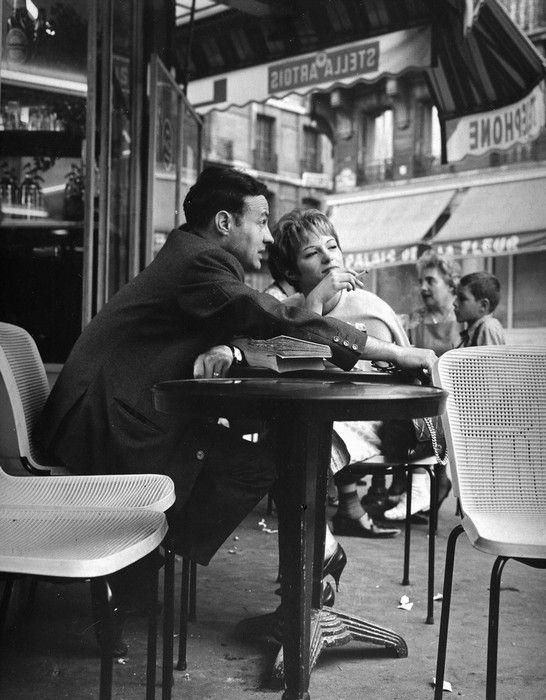 Vintage Cafe Pesquisa Google Robert Doisneau Cafe Society Photo