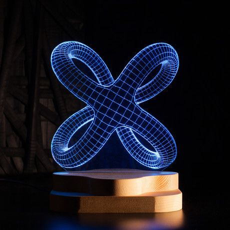 Blue Pine Studio 3d Illusions Lights Mood Lamps