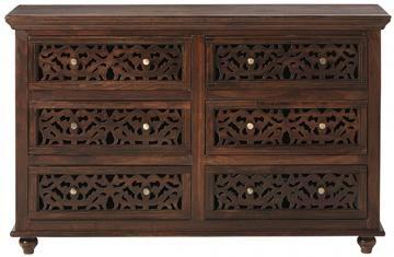 Maharaja Dresser This Solid Wood Hand Carved Dresser