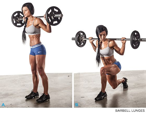 Image result for Heavy Lunges