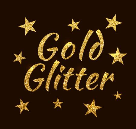How To Create A Gold Glitter Texture With Stipplism In Adobe Illustrator Illustrator Tutoriales Adobe Illustrator Brillos