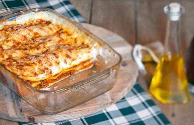 Lasagne - Volrecepten.be