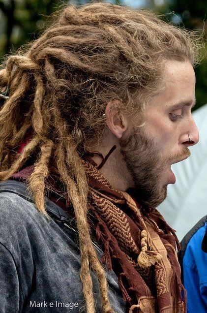 hippie boy style cabelo