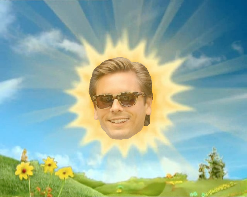He Should Be The New Face Of Telletubbiess Dxxx Teletubbies Lord Disick Minion Photos
