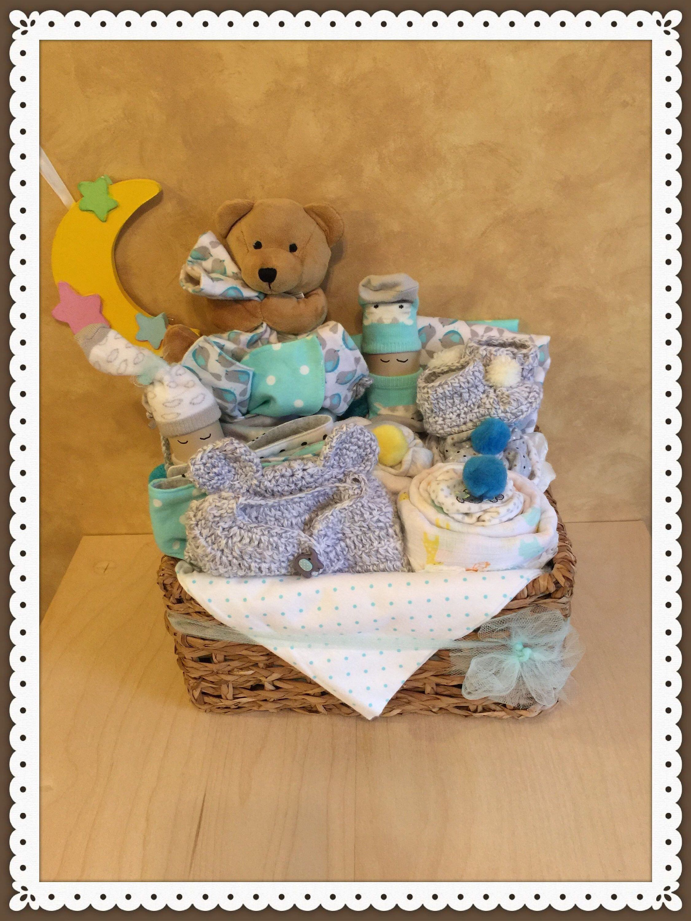0041f78af Gender Neutral Baby Gift Basket