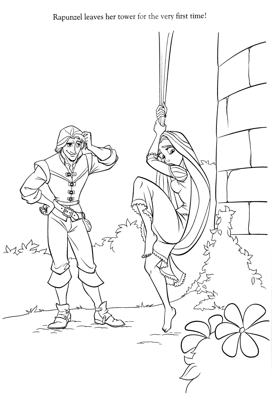 Disney Coloring Pages Disney
