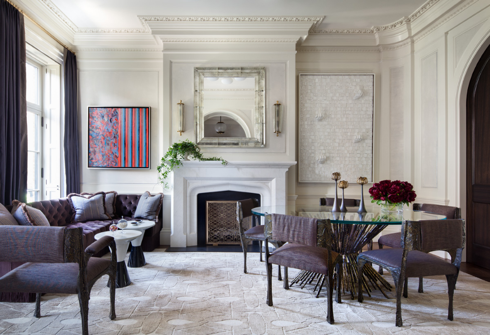 Shawn Henderson Interior Design New York Nyc Interior Design
