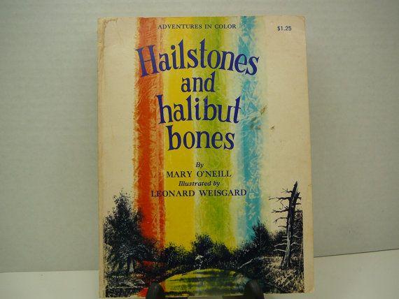 hailstones and halibut bones pdf