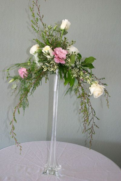 Becky S Flowers Flower Vase Arrangements Church Flower Arrangements Wedding Floral Centerpieces