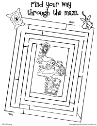 Free Alice in Wonderland Activities / 3 total and the