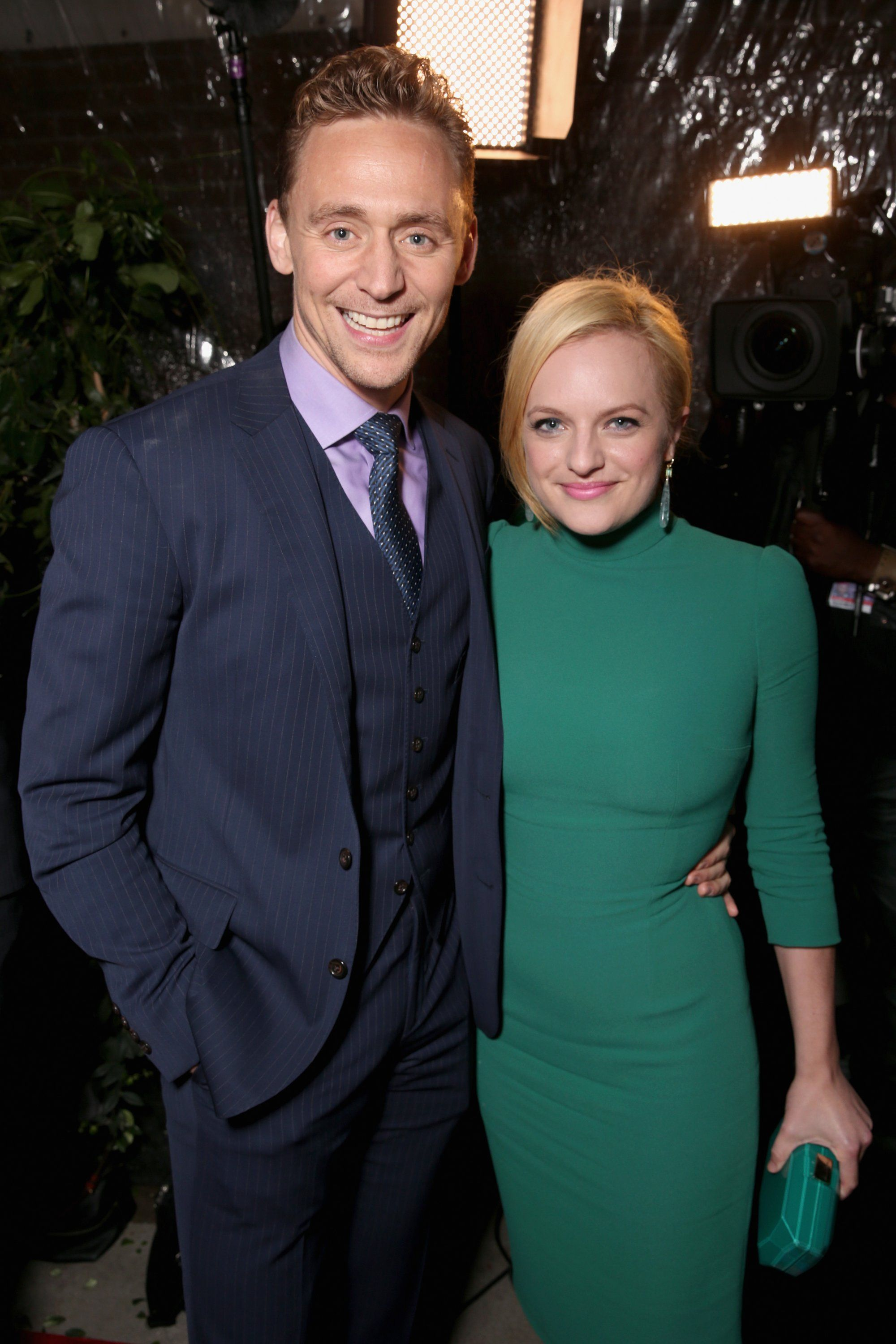 Elisabeth Moss and Tom Hiddleston romantical linked to each other
