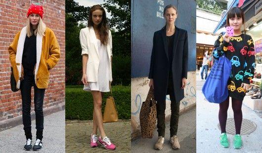 zapatillas new balance mujer de moda