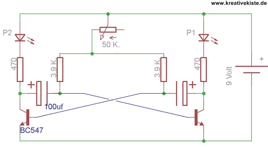 31 Transistor Grundschaltungen Einstellbarer Poti Elektronische Schaltplane Elektrische Schaltungen Elektroinstallation Selber Machen
