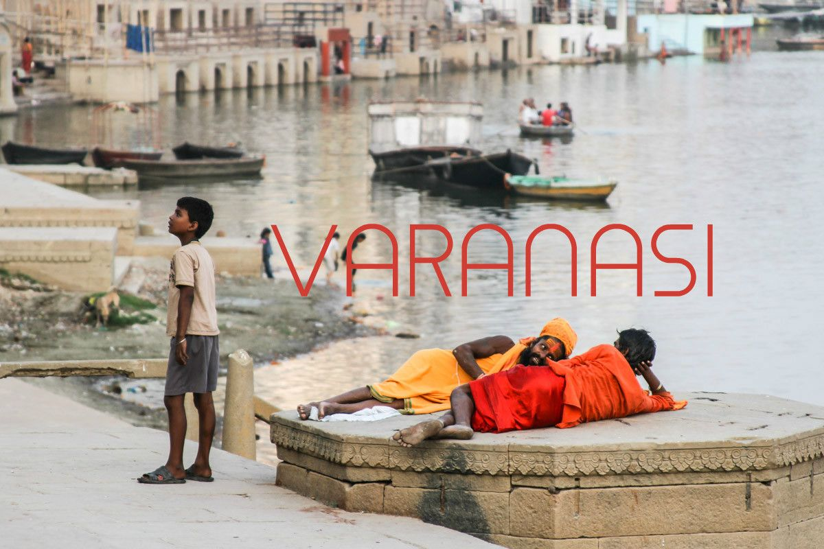 Sadhus in Varanasi. More: http://www.pangeaetc.com/emvaranasi/