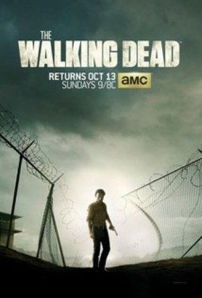The Walking Dead (4ª Temporada) - Poster / Capa / Cartaz - Oficial 1 ...