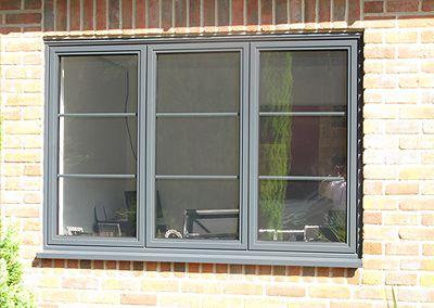 Steel casement replacement windows aluminium windows for Window manufacturers nz