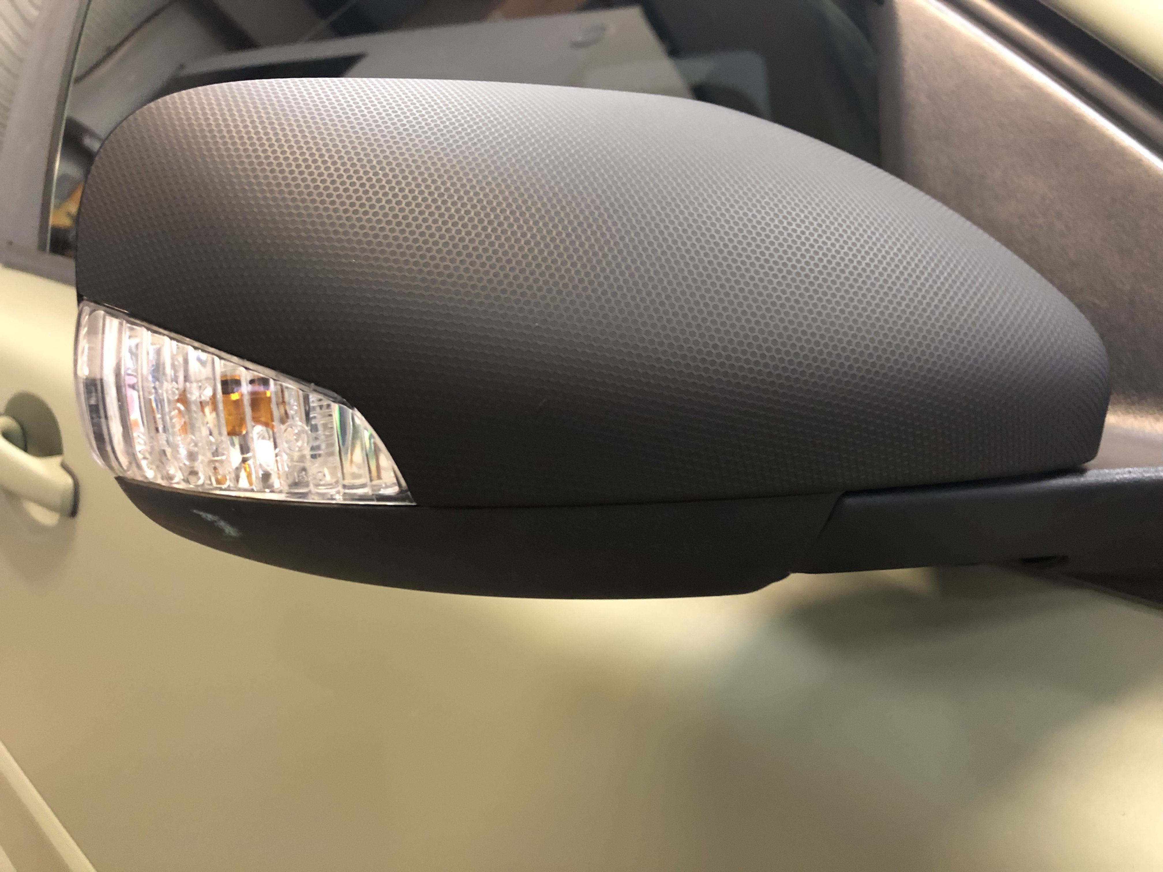 Mirror Wrap Car Wrap Volvo V50 Wrap