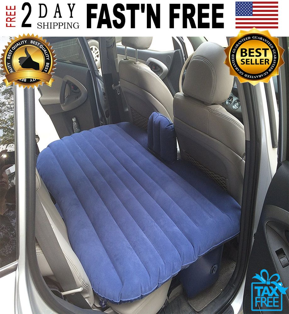 Best Truck SUV Bed Car Air Mattress Pad Ford F150 Chevy