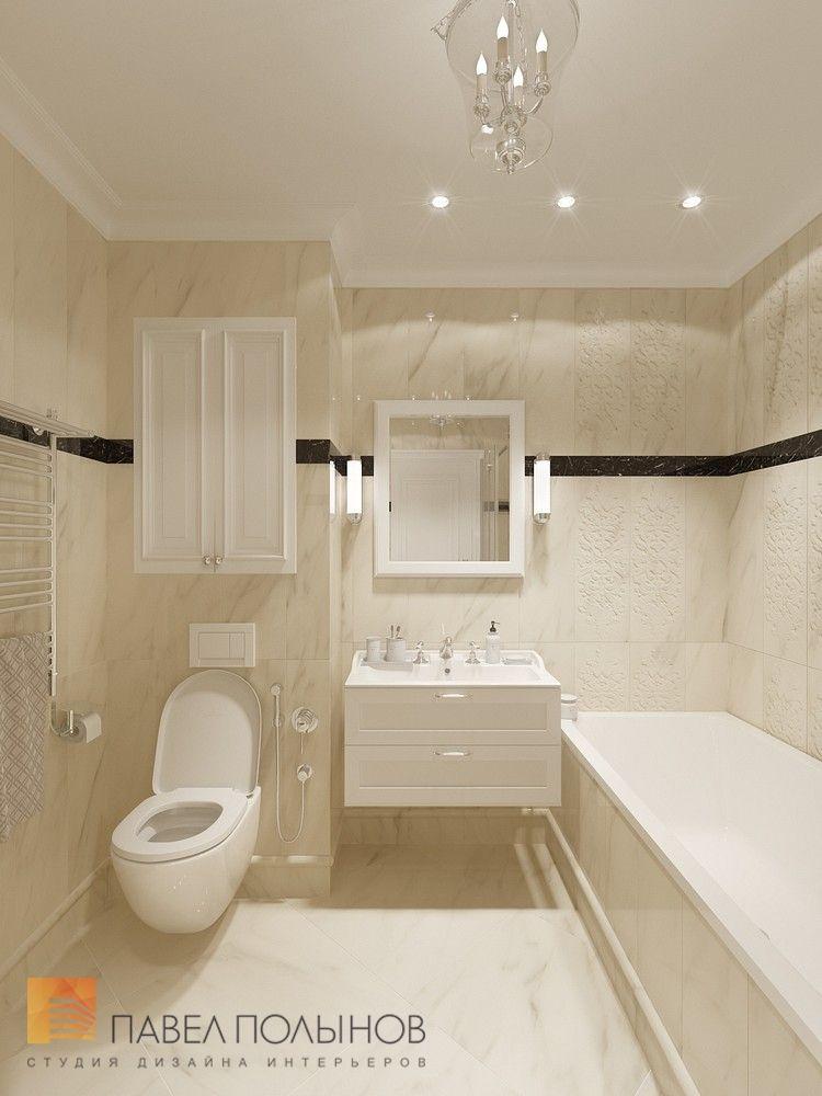 Фото: Дизайн ванной комнаты - Интерьер квартиры в ...