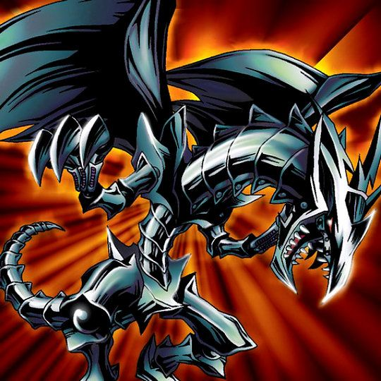Red Eyes Black Metal Dragon 1 Arthas Red Eyes Black Metal Yugioh Dragons