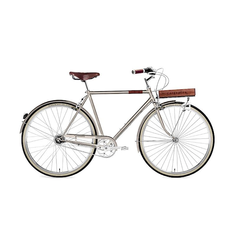 Creme Cycles Caferacer Men Ltd Cafe Racer Bike Bicycle
