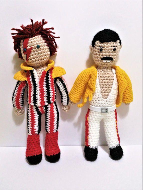 Mercury and bowie - ziggy stardust - David Bowie - Freddie mercury ...