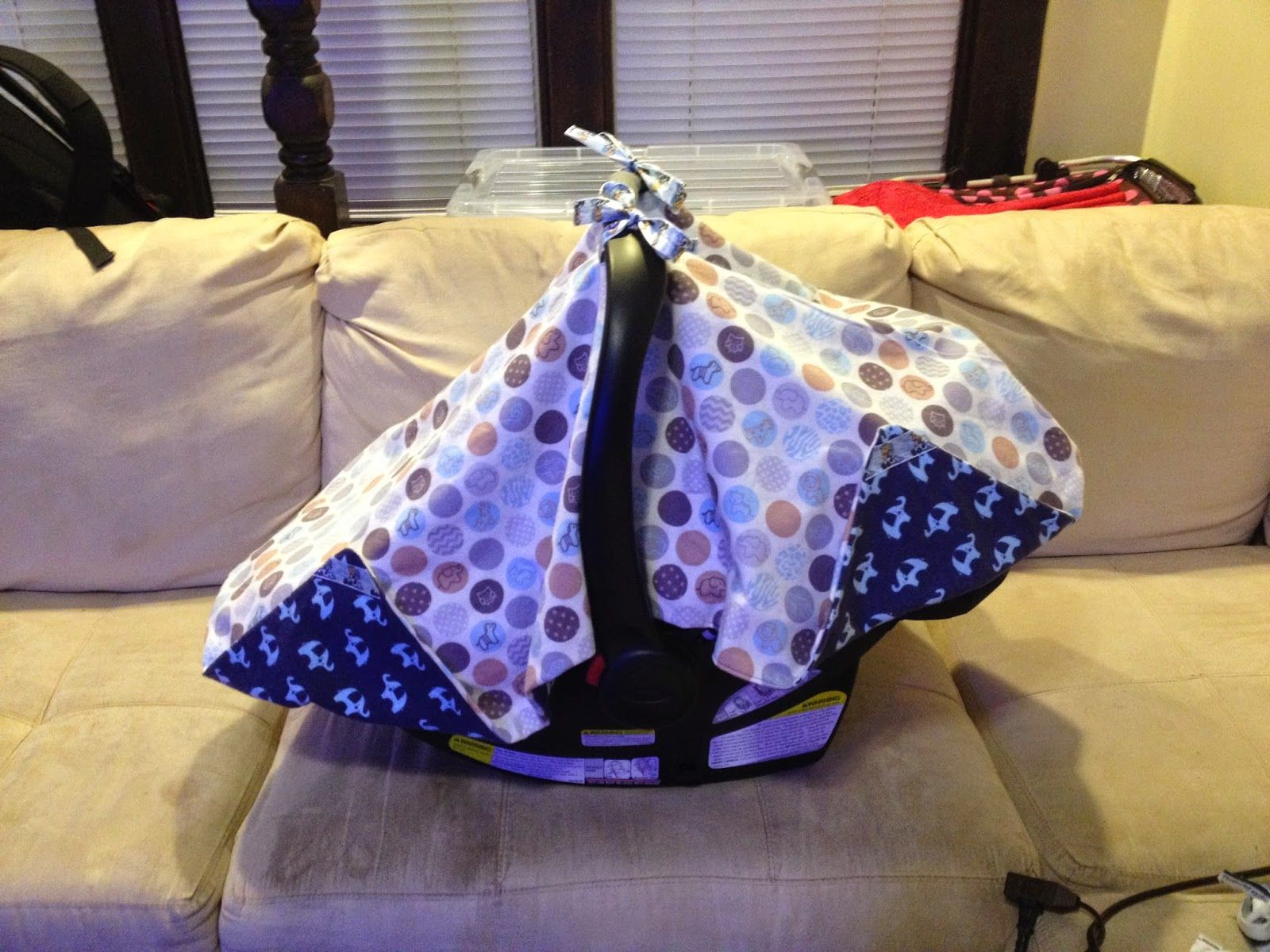 Diy car seat canopy with images carseat canopy car