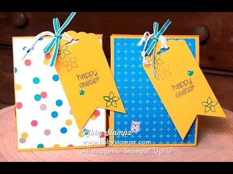 Easter gift bagbox video tutorials pinterest easter box easter gift bagbox negle Images