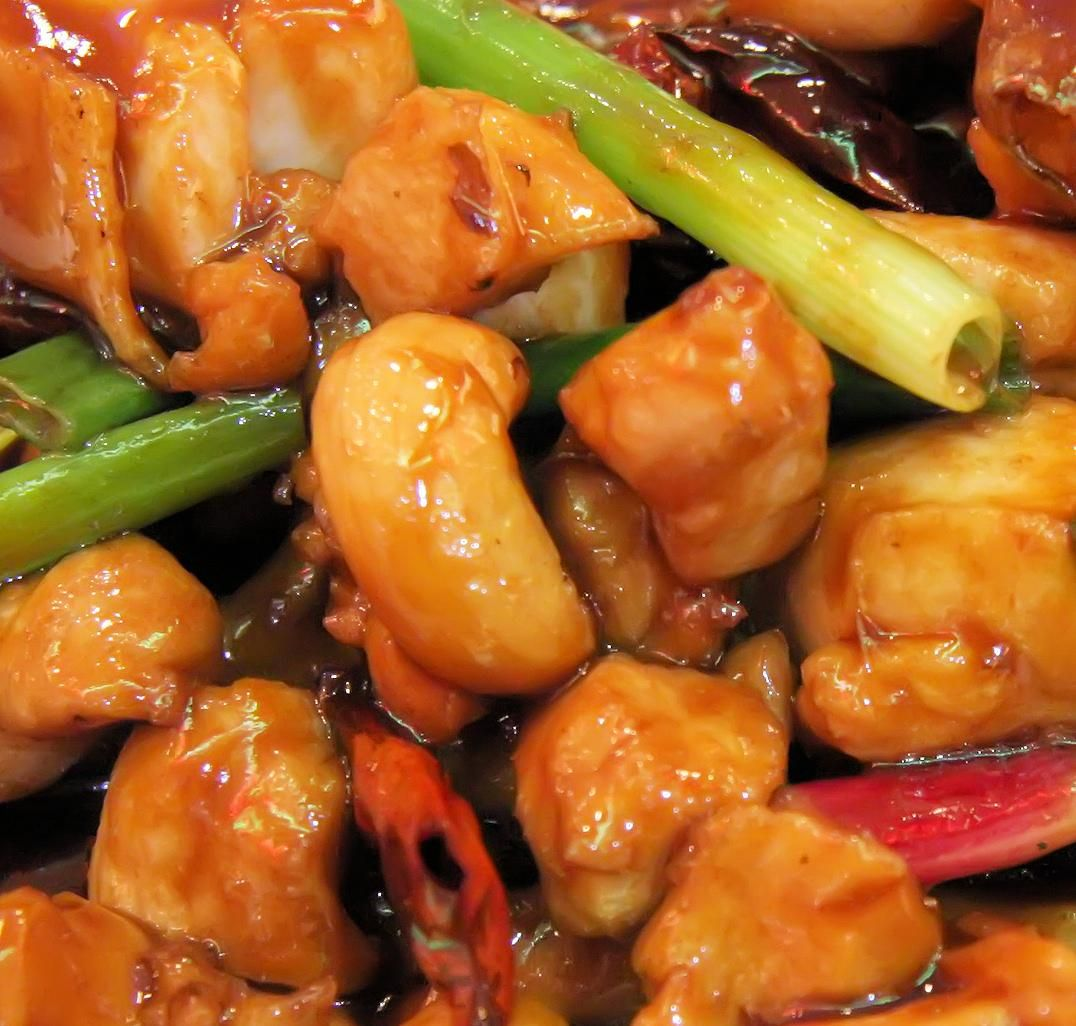 Huhn Kung Pao Chinesisch von HotTomBBQ auf www.rezeptwelt.de, der Thermomix ® Community #chinesemeals
