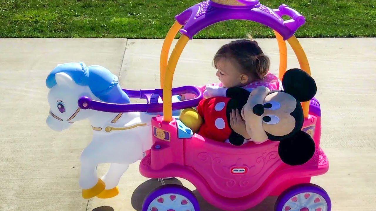 Disney Junior Mickey Mouse Playground Fun & Toys R Us Shopping | Princes...