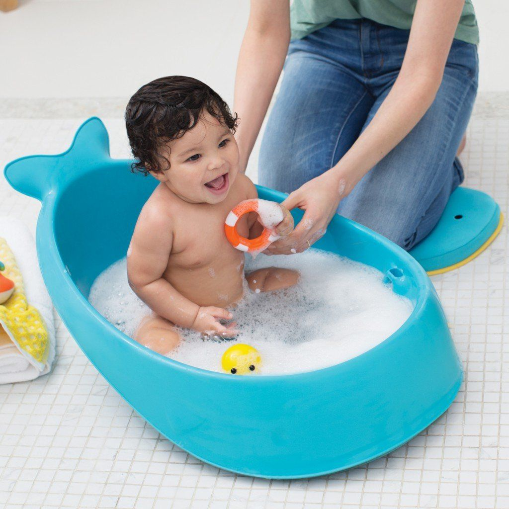 Skip Hop | MOBY Smart Sling™ 3-Stage Baby Tub | Baby #2 ...