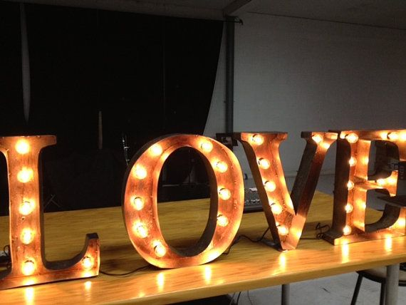 Broadway Lights Marquee marquee letter Broadwa...