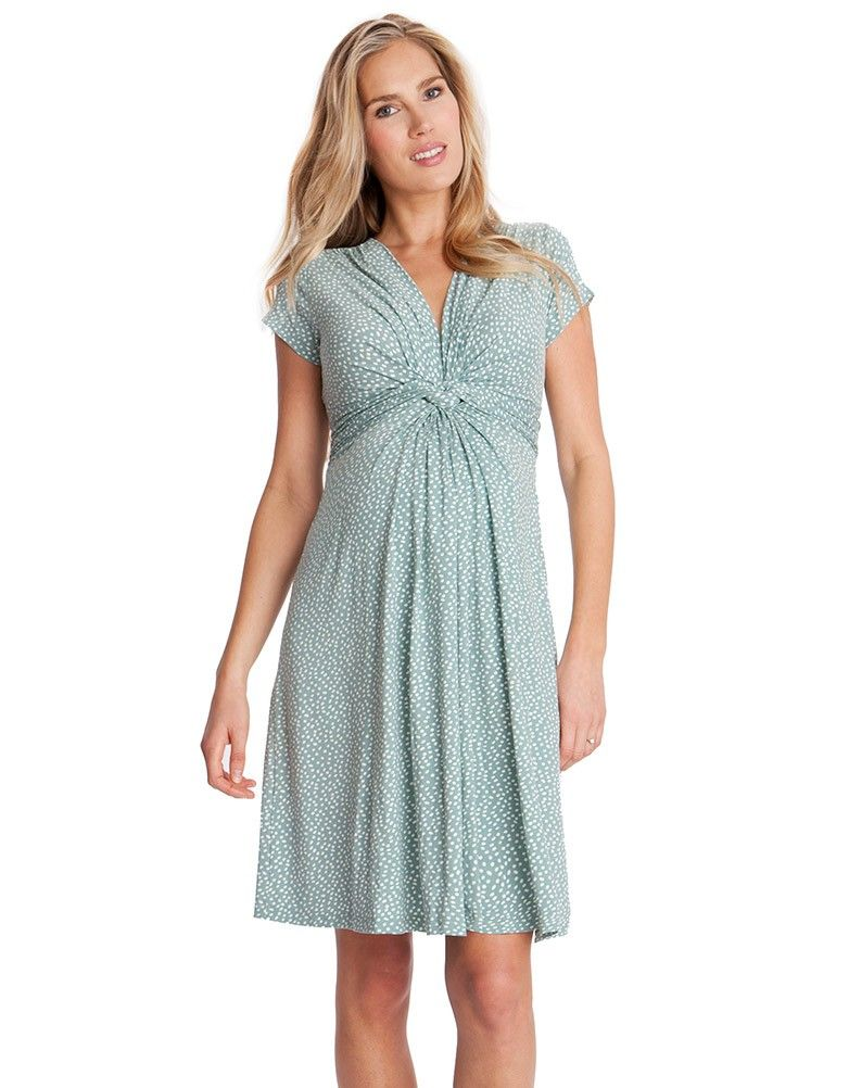 c71acaa81c857 ... <li>Flattering v neckline</li> <li>Seraphine's signature knotted front  design</li> </ul> <p>Our best selling knot front Seraphine maternity dress  is now ...