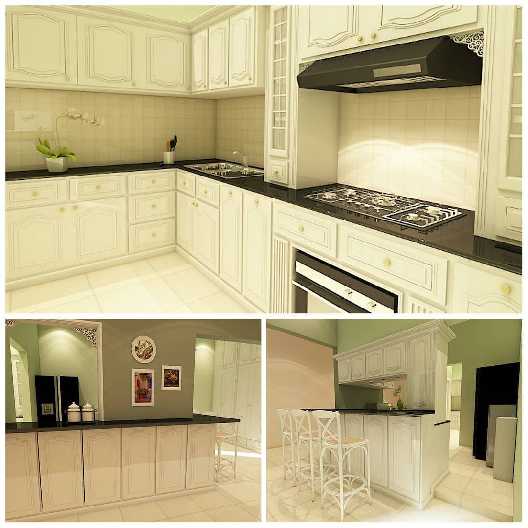 Another American Classic Kitchen Design At Kutisari Surabaya Decoreatelier Desaininterior Desaininteriorsurabaya Interiordesign