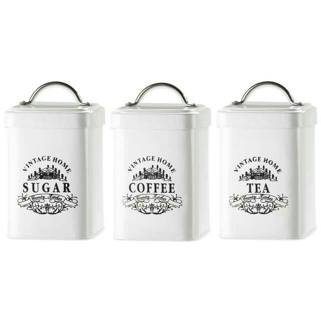 Canisters vintage