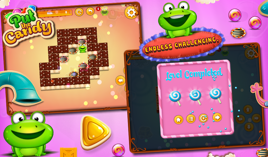 Still not downloaded this addictive puzzle game... For
