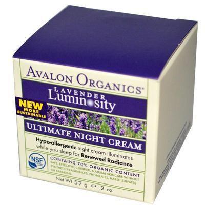 Avalon Lavender Ultra Moisturizing Cream (1x2 Oz)