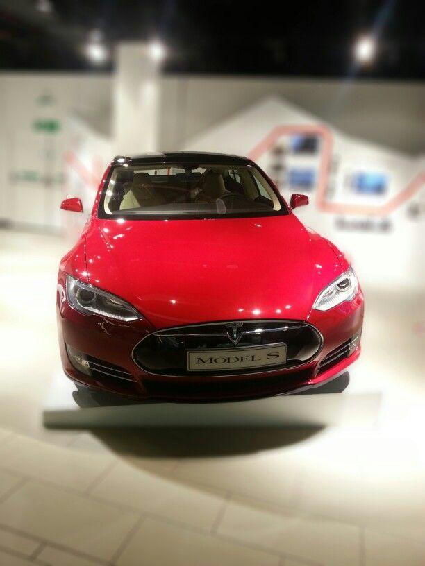 Tesla Electric Car #tesla