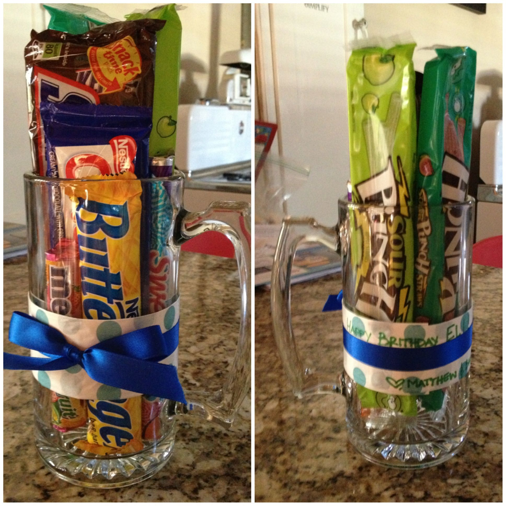 Fathers Day Gift Birthday Or A Last Minute Idea Its Great So Easy And Cute