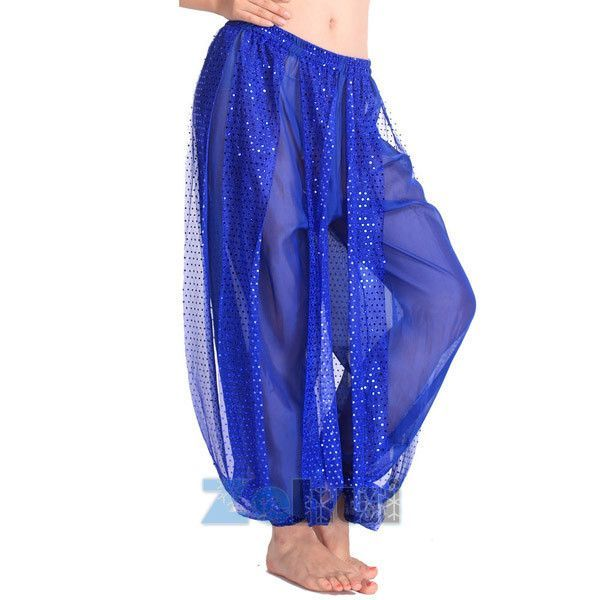 Gender: Women Material: Acrylic Model Number: Dance Bloomer Trouser Dance Type: Belly Dancing