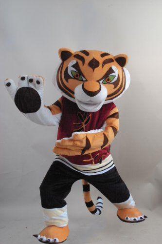 New Tigress Tiger Kung Fu Panda Mascot Costume Fancy Dress+Free Shipping #Affiliate & New Tigress Tiger Kung Fu Panda Mascot Costume Fancy Dress+Free ...