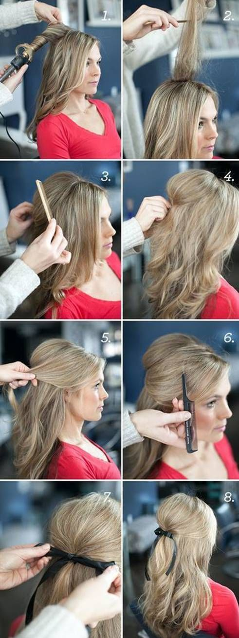 Cute and Stylish Hairstyles for Prom and Wedding ceremony